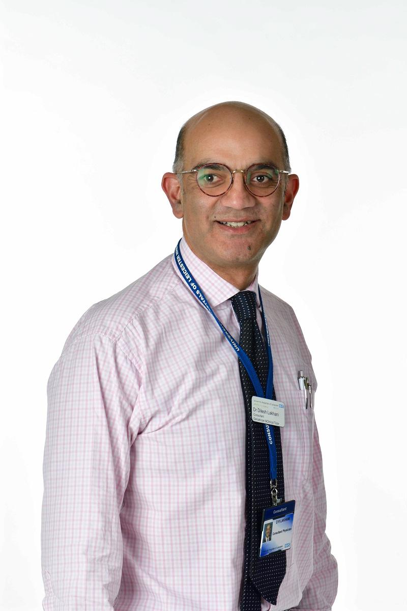 Dr Dilesh Lakhani