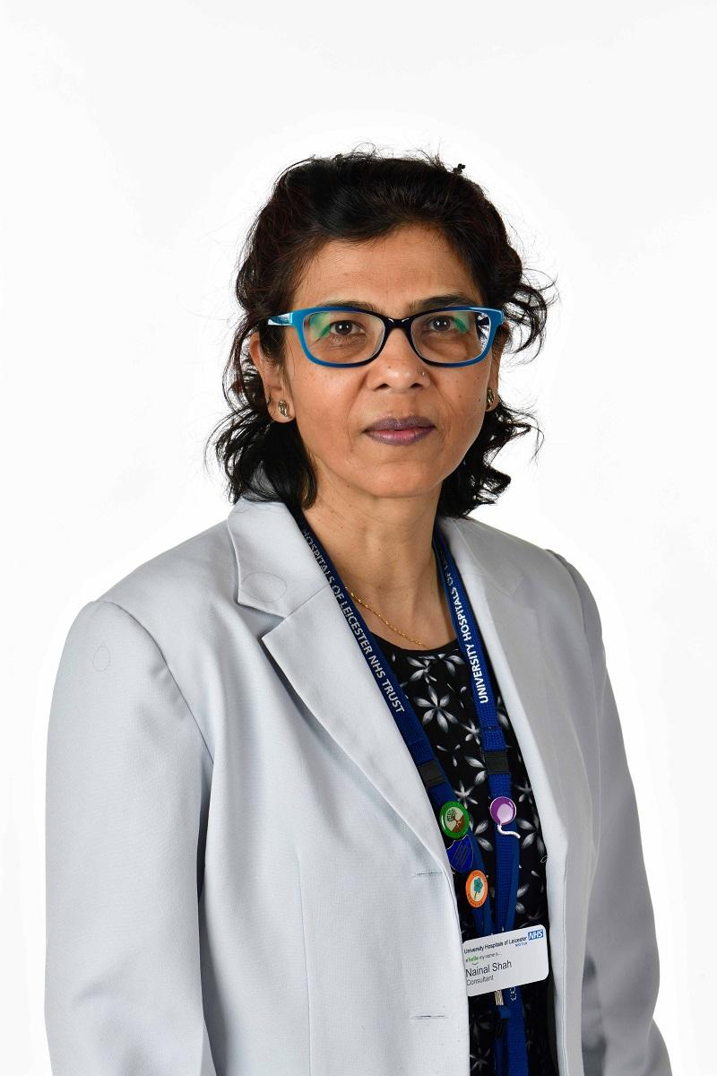 Dr Nainal Shah
