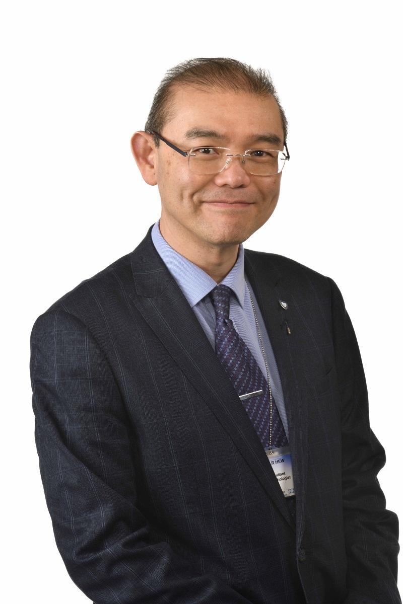 Dr Roger Hew