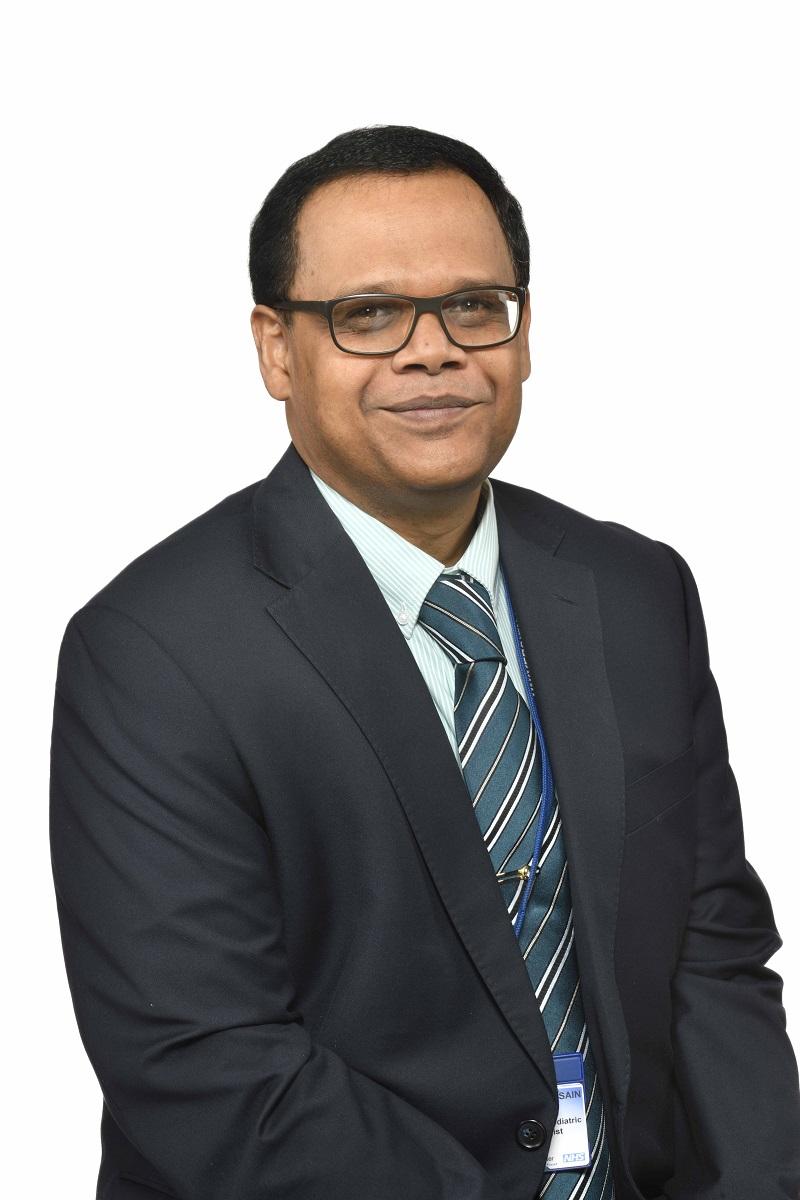 Dr Nahin Hussain
