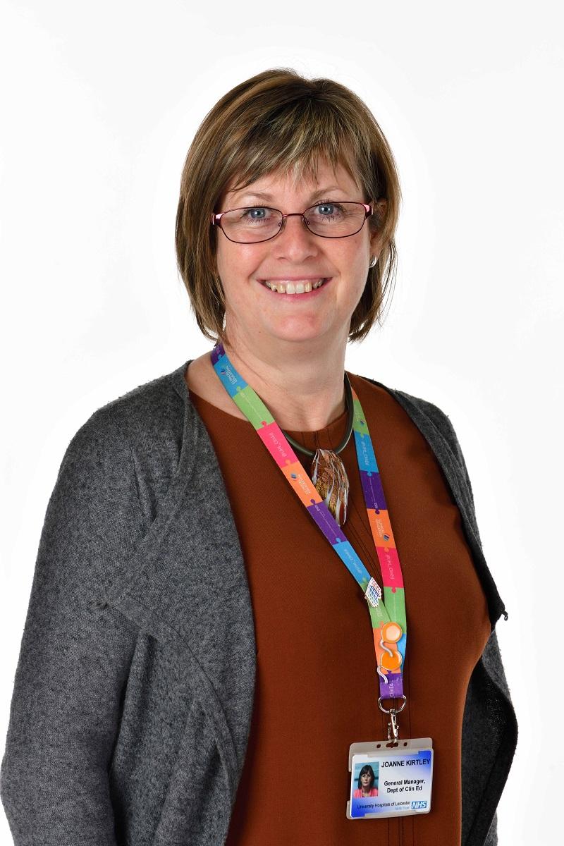 Joanne Kirtley